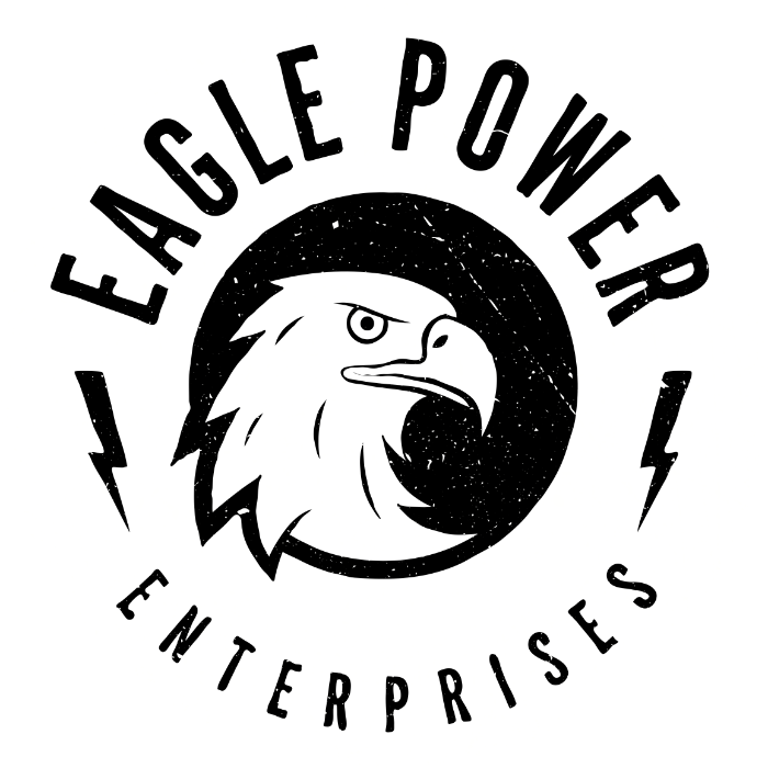 EAGLE POWER ENTERPRISES Logo